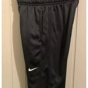 NEW Nike KO Therm Fit Fleece Pants Boys LARGE